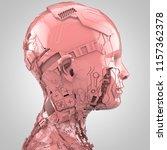 3d rendering  robotics and... | Shutterstock . vector #1157362378