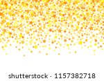 vector yellow stars background... | Shutterstock .eps vector #1157382718