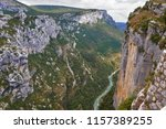 places of interest in provence  ... | Shutterstock . vector #1157389255