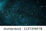 data technology illustration.... | Shutterstock . vector #1157398978