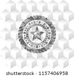 communism icon inside realistic ... | Shutterstock .eps vector #1157406958