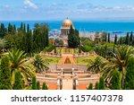 haifa  israel   june 18  2018 ...   Shutterstock . vector #1157407378