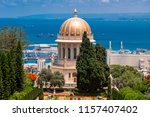 haifa  israel   june 18  2018 ...   Shutterstock . vector #1157407402