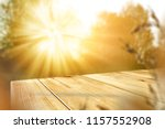 table background and autumn... | Shutterstock . vector #1157552908