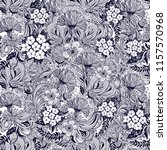 seamless pattern for paper and... | Shutterstock .eps vector #1157570968