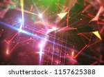 abstract multicolored... | Shutterstock . vector #1157625388