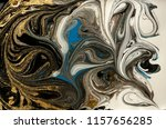 marble abstract acrylic... | Shutterstock . vector #1157656285