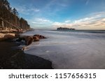 Coast Of Olympic National Park...