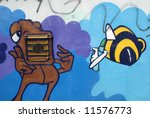 graffiti | Shutterstock . vector #11576773