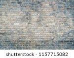 grunge brick wall background...   Shutterstock . vector #1157715082