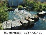 running water power plant | Shutterstock . vector #1157721472