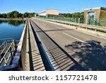 running water power plant | Shutterstock . vector #1157721478