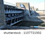 running water power plant | Shutterstock . vector #1157721502