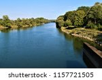 running water power plant | Shutterstock . vector #1157721505