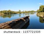 running water power plant | Shutterstock . vector #1157721535