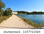 running water power plant | Shutterstock . vector #1157721565