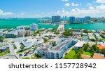 usa. florida  miami beach.... | Shutterstock . vector #1157728942