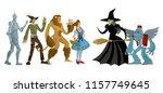 magical fantasy team | Shutterstock .eps vector #1157749645