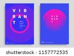 trendy abstract design... | Shutterstock .eps vector #1157772535