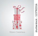 Elegant Christmas Background...
