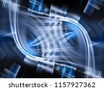 abstract background element.... | Shutterstock . vector #1157927362