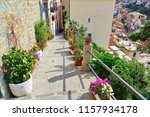 italy  riomaggiore colorful... | Shutterstock . vector #1157934178