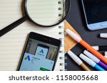 bekasi  west java  indonesia.... | Shutterstock . vector #1158005668