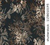 imprints japanese style... | Shutterstock . vector #1158010195