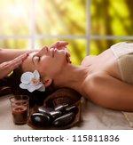 spa | Shutterstock . vector #115811836