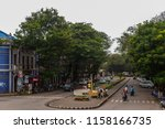panjim goa india  august 15... | Shutterstock . vector #1158166735