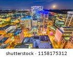 orlando  florida  usa aerial... | Shutterstock . vector #1158175312