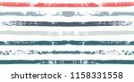 paint stripe seamless pattern.... | Shutterstock .eps vector #1158331558