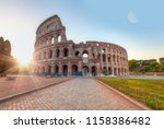 Colosseum In Rome. Colosseum Is ...
