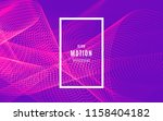 abstract colorful lines...   Shutterstock .eps vector #1158404182
