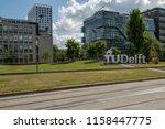 delft  the netherlands   aug 17 ... | Shutterstock . vector #1158447775