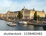 paris  france   june 21  2018   ... | Shutterstock . vector #1158482482