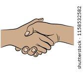 isolated vector illustration.... | Shutterstock .eps vector #1158532582