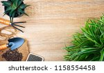 agriculture and gardening... | Shutterstock . vector #1158554458