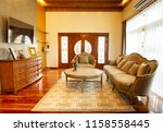 home living room | Shutterstock . vector #1158558445