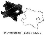 lower austria  republic of... | Shutterstock .eps vector #1158743272