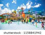 usa. florida. orlando. august... | Shutterstock . vector #1158841942