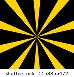 sun burst  star burst sunshine. ... | Shutterstock .eps vector #1158855472