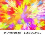 abstract bright color burst... | Shutterstock . vector #1158902482