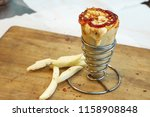 delicious cheese vegetarian... | Shutterstock . vector #1158908848