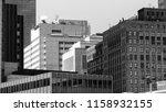 Office buildings crown lower...