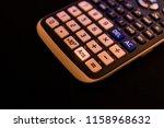 answer key of a scientific... | Shutterstock . vector #1158968632