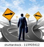 strategic journey as a business ... | Shutterstock . vector #115905412