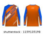 templates of sportswear designs ...   Shutterstock .eps vector #1159135198