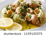 Delicatessen Food  Whelk  Sea...
