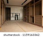 interior of a house under... | Shutterstock . vector #1159163362